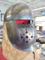 Blackened Steel Frisian (12 Gauge)